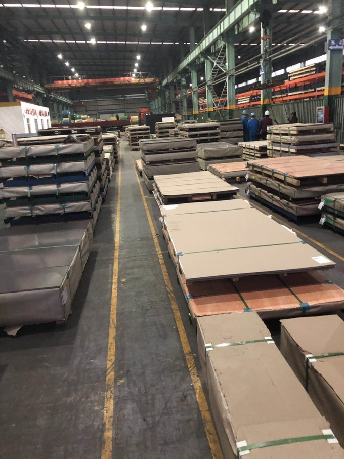 310Si2 SUS314 Stainless Steel Plate 314 Stainless Steel Material Properties AISI 314 (S31400) Stainless Steel