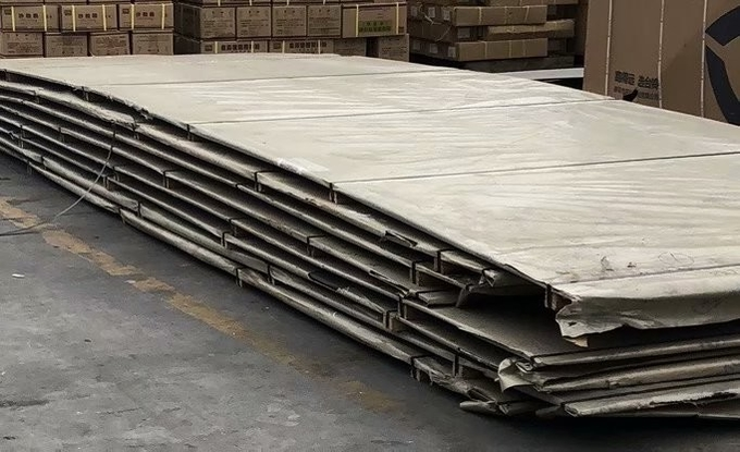409L Stainless Steel Plate  Stainless 409 ,Grade UNS40900 SUH409L Sheet 2D Finished